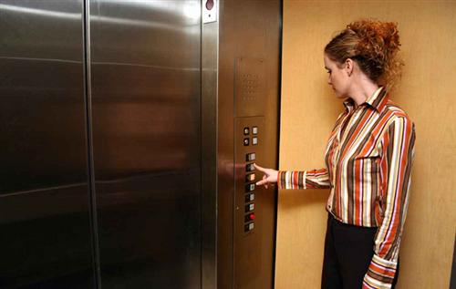 Những lưu ý an toàn cho người dùng thang máy