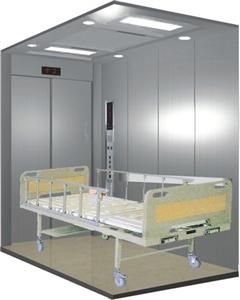 Thang máy bệnh viện MKE